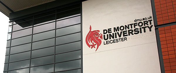 Leicester - De Montfort University Leicester Leicestershire East Midlands United Kingdom